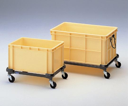 アズワン コンテナキャリー 750型 (6-6691-04) 《容器・コンテナー》