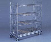 アズワン スタンダードエレクターシェルフ標準セット SS1520 (3-307-02) 《収納・整理・保管》