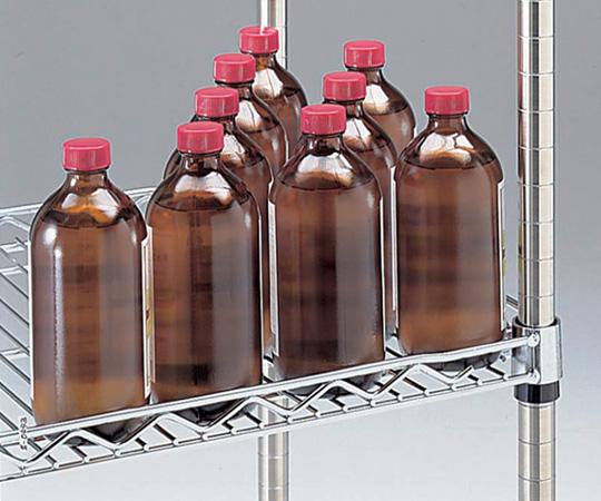 アズワン 棚板 (サイドアップ棚) LU1220 (3-4015-04) 《実験設備・保管》