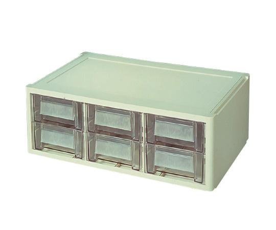 アズワン ワーキングボックス W600 (3-261-06) 《実験設備・保管》