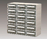 <title>サンクアスト研究機器カタログ掲載商品 アズワン HA9小型引出セット HA5-SO21 3-275-05 セール商品 《実験設備 保管》</title>