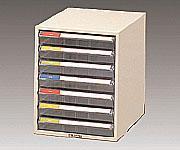 アズワン レターケース (A5) LC-7P (3-280-06) 《実験設備・保管》