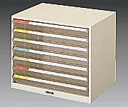 アズワン レターケース (B10) B4-W7P (3-290-07) 《実験設備・保管》