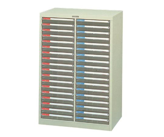 アズワン フロアーケース B4-18P (3-291-10) 《収納・整理・保管》