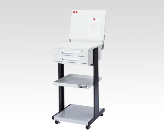【直送品】 アズワン ワーキングデスク WD-100S (6-6547-01) 《実験設備・保管》