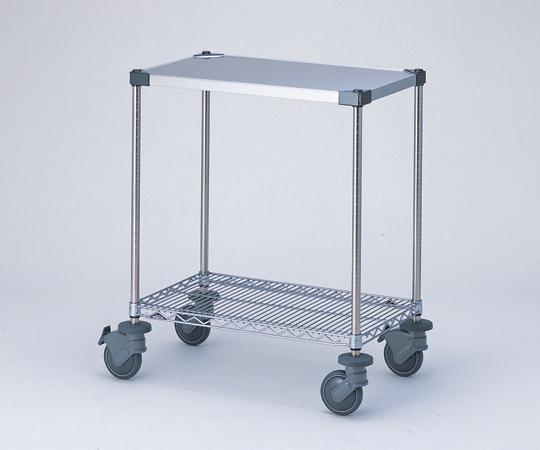 【代引不可】 アズワン ワーキングテーブル NWT1E (3-417-04) 《ワゴン・台車・脚立》 【メーカー直送品】