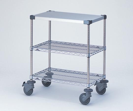 【直送品】 アズワン ワーキングテーブル NWT2B-S (3-418-07) 《実験設備・保管》