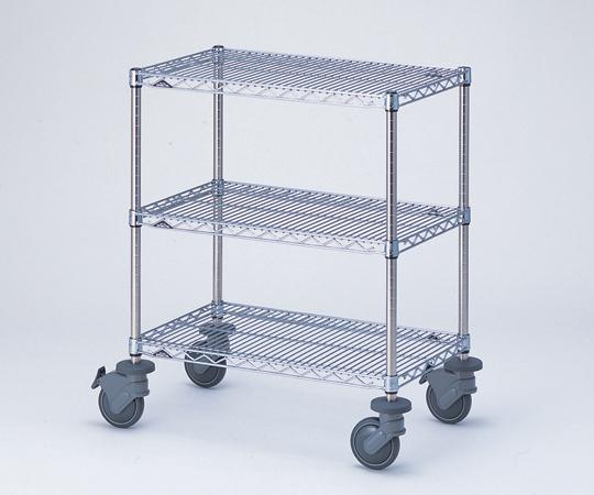 【代引不可】 アズワン ミニカート NMCD-S (3-419-10) 《実験設備・保管》 【メーカー直送品】