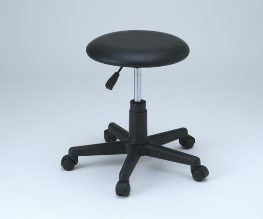 【直送品】 アズワン 背なし椅子 QZY-02 (1-4316-01) 《実験設備・保管》 【特大・送料別】