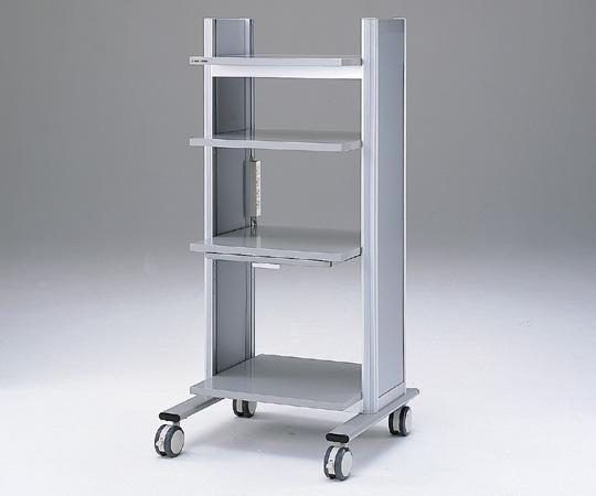 【代引不可】 アズワン 機器モニター台 ML-2 (3-5663-02) 【大型】《ラボファニチャー》 【メーカー直送品】
