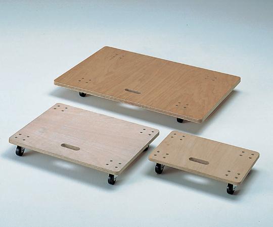【代引不可】 アズワン フラットキャリー (板台車) 90型 (6-6655-23) 《実験設備・保管》 【メーカー直送品】