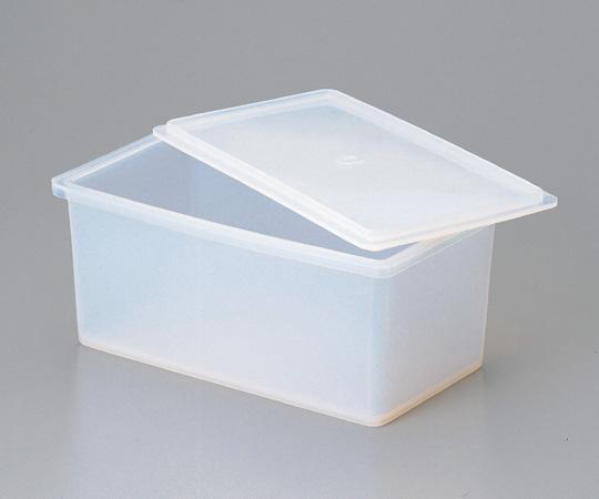 アズワン 角型タンク (PFA製) E03-02-0215 (4-3040-02) 《容器・コンテナー》