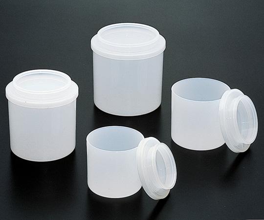 アズワン PFAポット 1D本体 (4-5612-01) 《樹脂製容器》