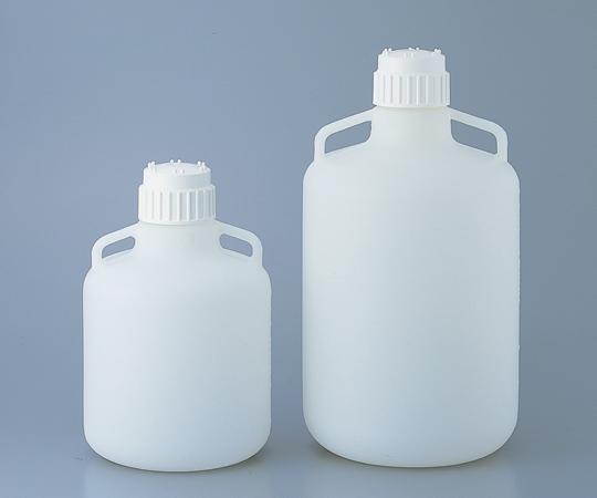 アズワン フッ素加工大型瓶 2097-0020 (4-5648-01) 《樹脂製容器》