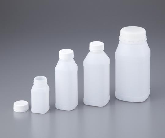 アズワン セキュリティーボトル角型 1.5l (1-1547-06) 《樹脂製容器》
