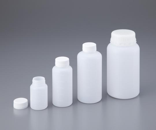 アズワン セキュリティーボトル丸型 100ml (1-1548-02) 《樹脂製容器》