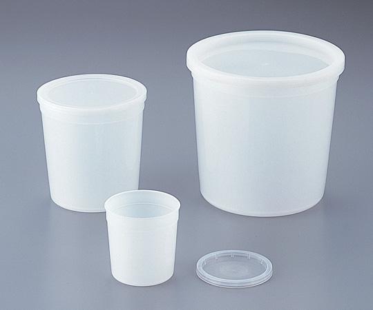 アズワン ディスポーザブル試料保存容器 11-848-6 (4-5316-07) 《樹脂製容器》