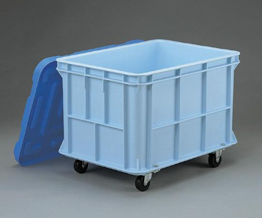 【代引不可】 アズワン 角型大型タンク用キャスター (タンク・フタは別売りです) 5-270-02 《大型容器》 【メーカー直送品】
