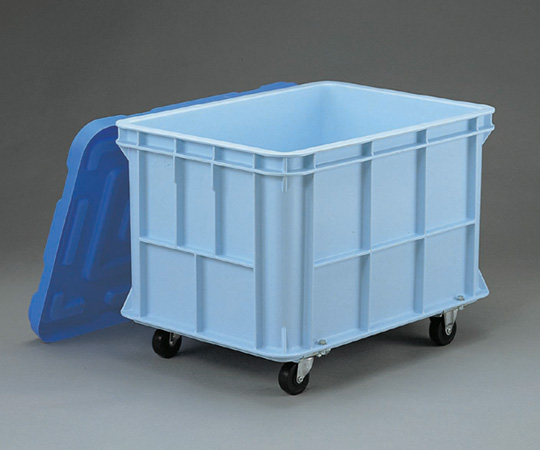 【代引不可】 アズワン 角型大型タンク フタ(PP) (タンク・キャスターは別売りです) 5-272-03 《容器・コンテナー》 【メーカー直送品】
