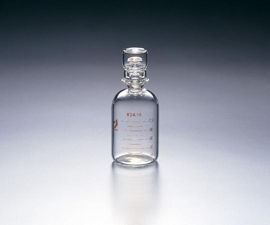 アズワン 保存容器 0710-05-11 (1-4359-02) 《ガラス製容器》