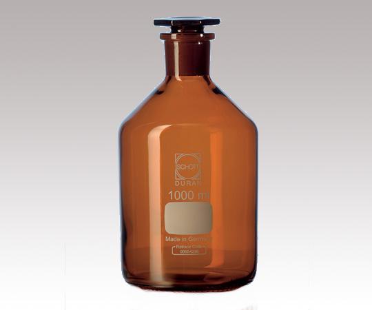 アズワン 試薬瓶 (栓付き)(DURAN(R)) 2-1971-06 《ガラス製容器》