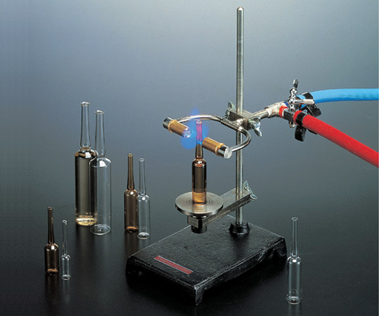 アズワン アンプル熔閉器 AY-1 (5-126-01) 《ガラス製容器》