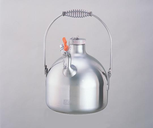 アズワン 溶媒管理容器 (そるべん缶(R)) SSC-05 (1-9416-02) 《金属製容器》