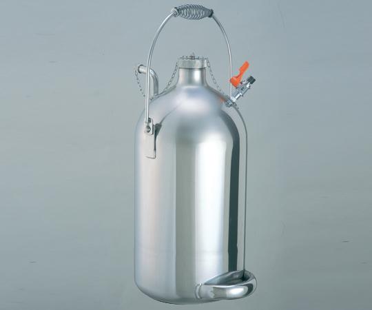アズワン 溶媒管理容器 (そるべん缶(R)) SSC-01 (1-9416-04) 《金属製容器》