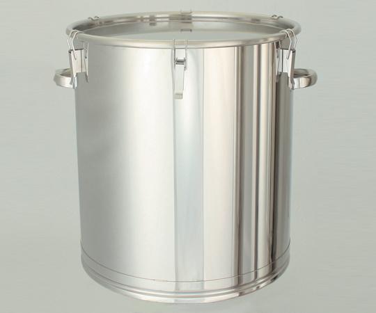 アズワン 密閉タンク (把手タイプ・SUS304) CTH-565 (5-145-31) 《容器・コンテナー》