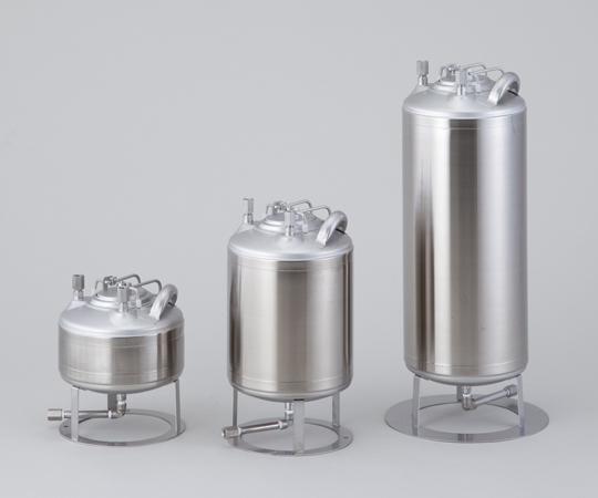 アズワン 軽量型ステンレス加圧容器 (TMBシリーズ) TM21B-SR (1-1916-03) 《容器・コンテナー》