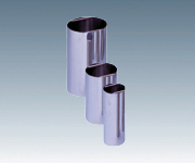 アズワン ステンレス加圧容器 (TAシリーズ) TA125N用内容器 (1-6716-13) 《金属製容器》