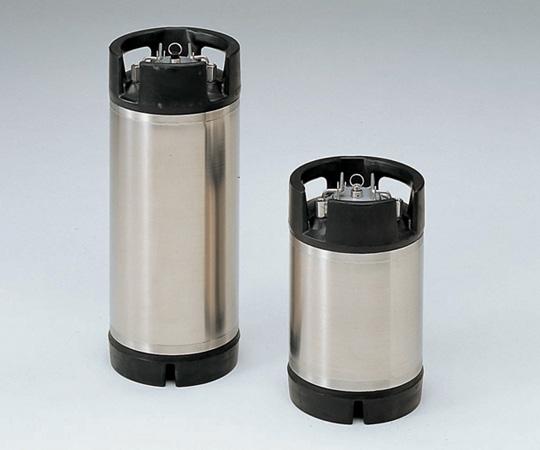 アズワン ステンレス加圧容器 TK10RSJ-LG(液面計付) (4-5651-01) 《容器・コンテナー》