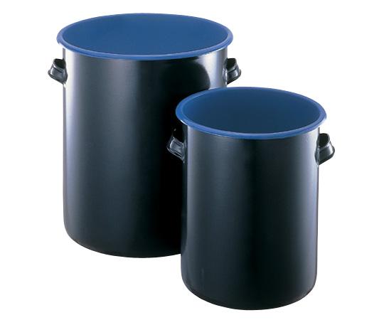 アズワン 化学用ホーロータンク 5-190-03 《容器・コンテナー》