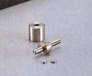アズワン ハンドプレス アダプター (1-312-02) 《研究・実験用機器》