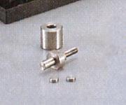 アズワン ハンドプレス アダプター (1-312-03) 《研究・実験用機器》
