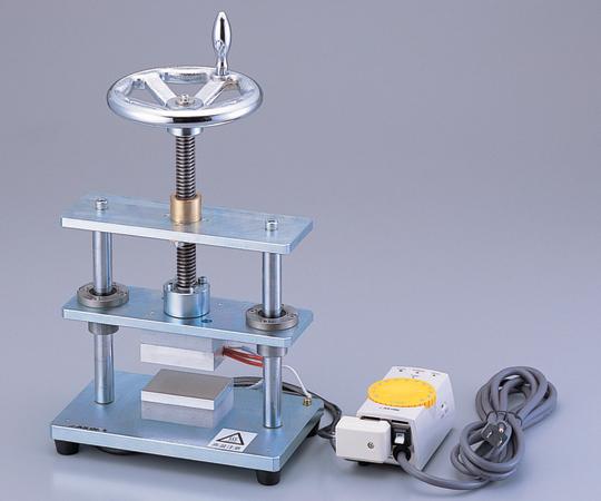 アズワン 万力熱プレス機 MNP-001 (2-7945-01) 《研究・実験用機器》