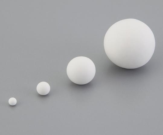 アズワン 高純度アルミナボール AL9-1 (2-8203-03) 《研究・実験用機器》