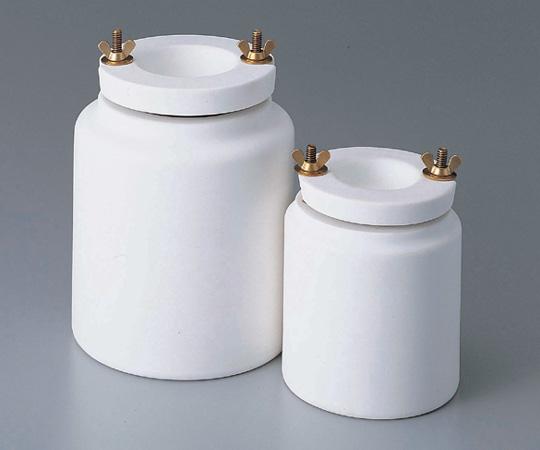 アズワン セラミックポットミル BP-0 (5-4025-01) 《研究・実験用機器》