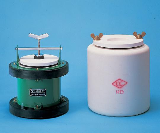 アズワン ポットミル HD-A-3 (5-4064-01) 《研究・実験用機器》