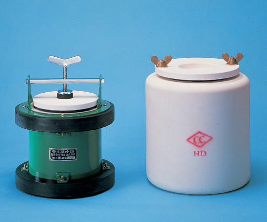 アズワン ポットミル HD-A-5 (5-4064-03) 《研究・実験用機器》