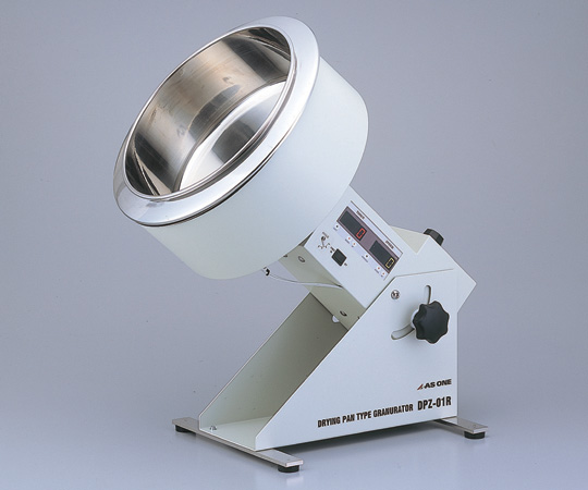 アズワン パン型造粒機 DPZ-01R (1-6162-11) 《研究・実験用機器》