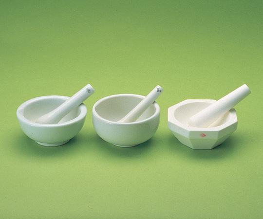 アズワン (乳棒別売)アルミナ乳鉢(角型) HD-1 (5-4074-02) 《研究・実験用機器》