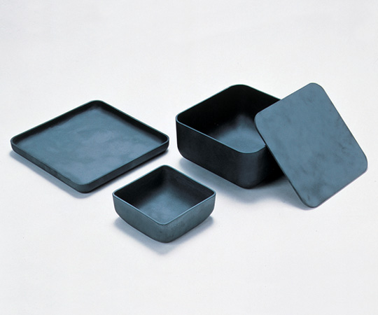 アズワン トレイ (SiC) 200角 (5-5602-02) 《実験器具・材料・備品》