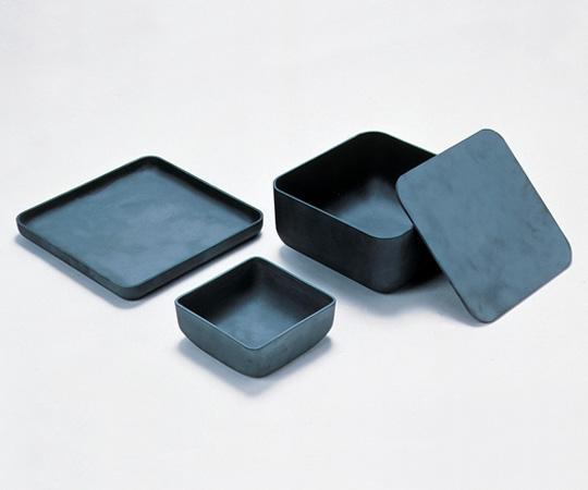 アズワン トレイ (SiC) 150角用蓋 (5-5602-11) 《実験器具・材料・備品》
