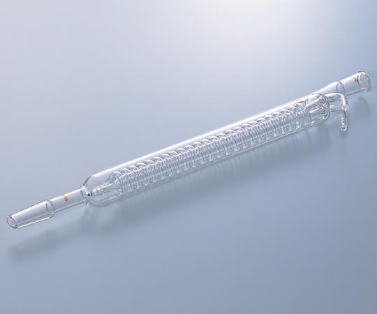 アズワン 共通摺合ジムロート冷却器 0009-02-11 (1-9547-01) 《実験器具・材料・備品》
