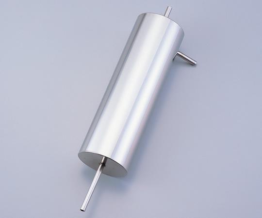アズワン コールドトラップ (ステンレス製) H2SO4 (2-8099-01) 《実験器具・材料・備品》
