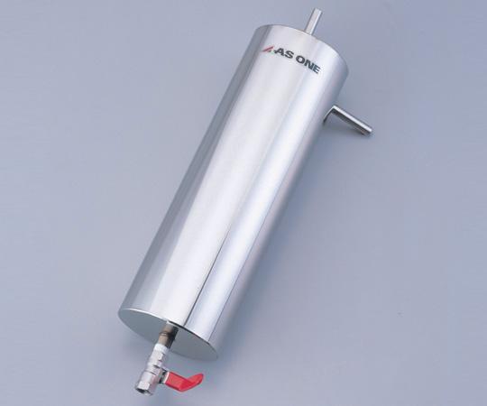 アズワン コールドトラップ (ステンレス製) H2SO5 (2-8099-02) 《実験器具・材料・備品》