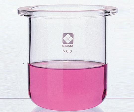 アズワン セパラブルフラスコ (平面すり合わせタイプ) 005670-2000 (1-7805-01) 《実験器具・材料・備品》