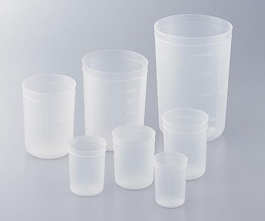 アズワン ディスポカップ (ブロー成形 ケース販売) 1-4659-11 《実験器具・材料・備品》