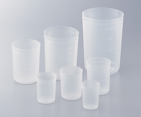 アズワン ディスポカップ (ブロー成形 ケース販売) 1-4659-17 《実験器具・材料・備品》